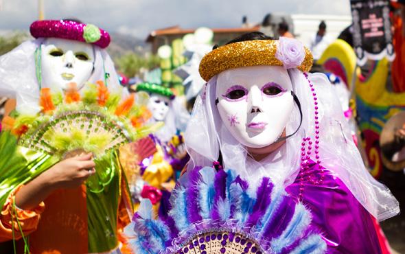 Dass der Karneval in Peru überaus großen Stellenwert genießt, dürfte nur wenigen bekannt sein. (Foto: Promperú)