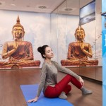 Neues vom Himmel: Yoga am Airport, Flugverbot für Batterien, neue Lounge in Heathrow