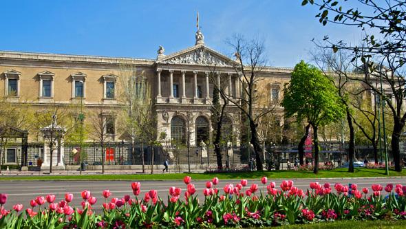 In Madrid rückt die Biblioteca Nacional das Leben und Werk des berühmten Schriftstellers besonders in den Fokus.