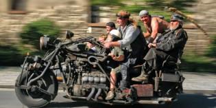 Heiße Öfen in der Harzer Bike Schmiede