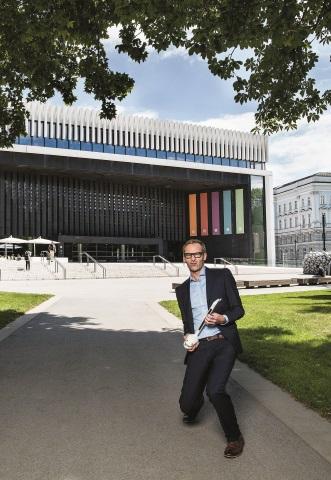 Zu Linz gehören Europas modernstes Musiktheater und eine vitale zeitgenössische Kulturszene, eingebettet in eine Stadt voller Überraschungen, Genuss und Entspannung. (Foto: djd)