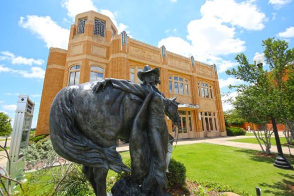 Im Cowgirl Museum kommt echtes Western-Feeling auf. (Foto Fort Worth CVB)