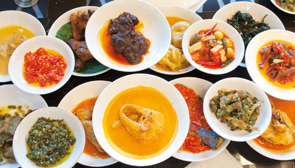 Die indonesische Küche besticht durch Vielfalt und Variantenreichtum.