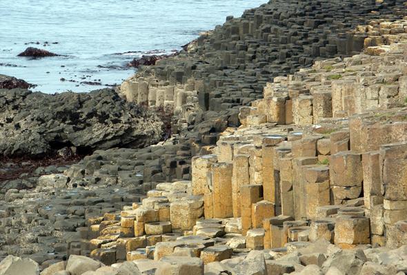 Der Giant's Causeway ist eine faszinierende Laune der Natur. (Foto Karsten-Thilo Raab)