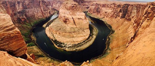 Die Täler und Schluchten des Grand Canyon haben fast schon magnetische Anziehungskraft.