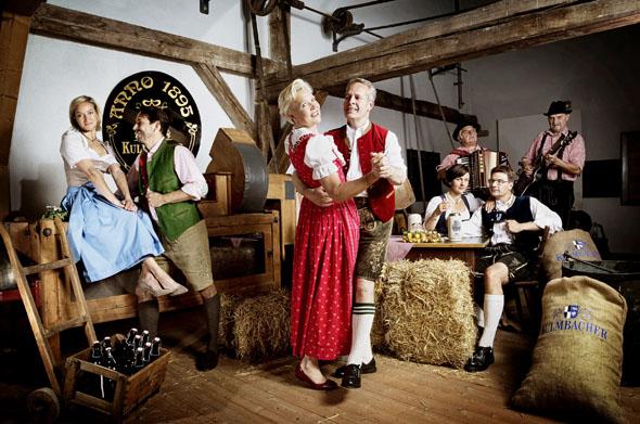 Überall in Bayern - wie hier in Kulmbach - wird mit einem Veranstaltungsmarathon das älteste Lebensmittelgesetz der Welt gefeiert. (Foto Sead Husic)