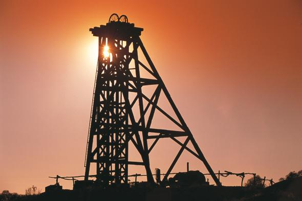 Relikt des australischen Goldrauschs. (Foto Tourism Western Australia)