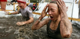 Schlammschlacht am Rock River: Tough Mudder kommt nach Rockford