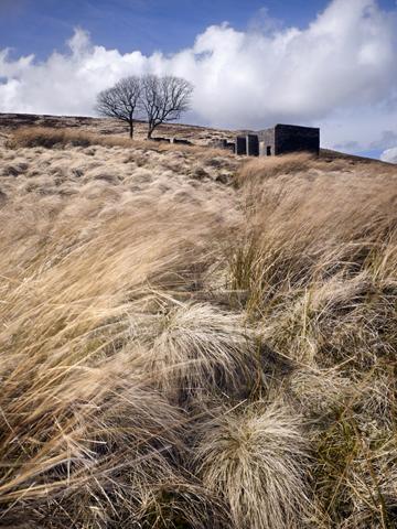"Top Withins im Haworth Moor wurde im Roman ""Wuthering Hights"" verewigt. (Foto Visit Britain)"