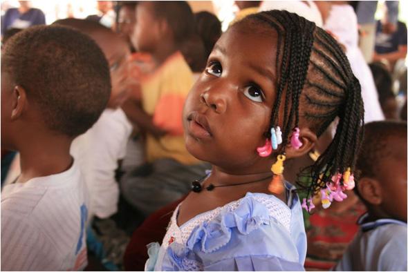 Die Association pour l'aide a l'Enfants et aux Parents Necessiteux hat sich der Unterstützung hilfsbedürftiger Kinder in Mauretanien verschrieben.