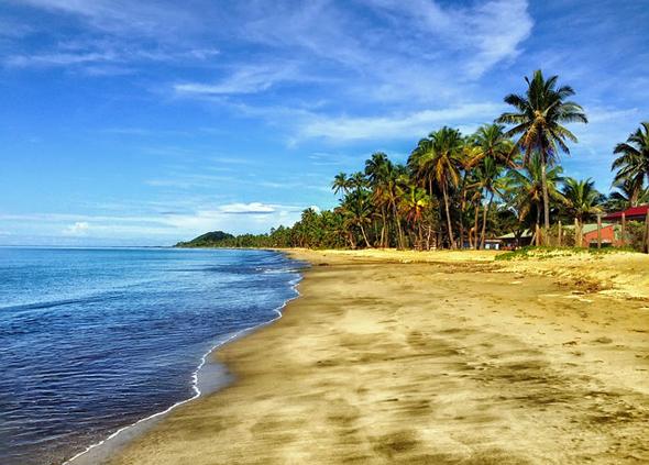Auf den Fidschi-Inseln kehrt das touristische Leben nach dem verheerenden Wirbelsturm wieder zur Normalität zurück.