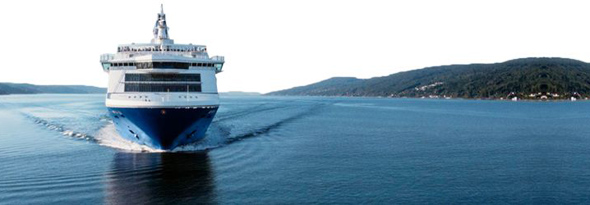 Schon die Einfahrt in den malerischen Osloford gehört zu den ersten Höhepunkten einer Norwegen-Reise. (Fotos DFDS)