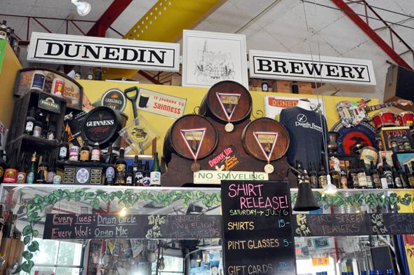 Anlaufstelle für Bierliebhaber: Floridas älteste Brauerei. (Foto Vist St Pete/Clearwater)