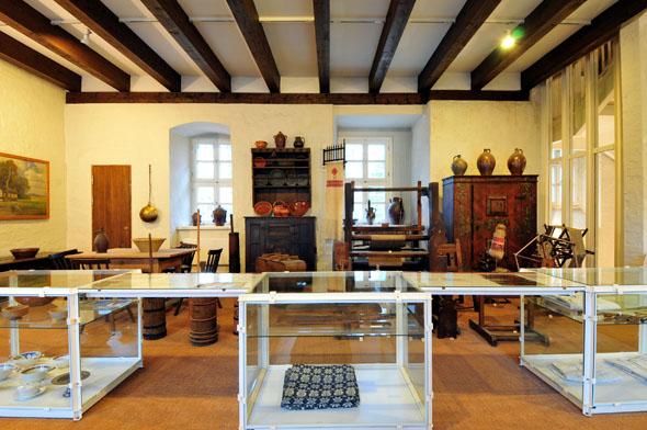 Das Historische Museum zeigt die Stadt- und Siedlungsgeschichte Gifhorns. (Foto: djd)