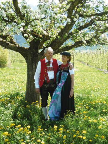 Tradition wird im Kleinwalsertal groß geschrieben. (Foto Kleinwalsertal Tourismus)