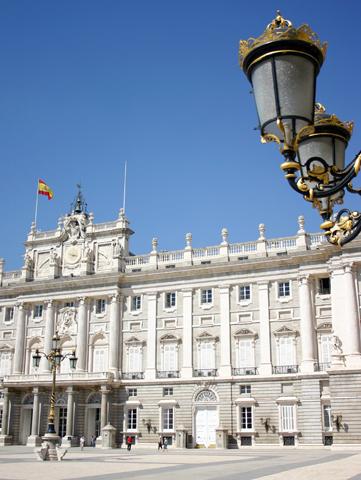 Im Palacio Real lassen sich herrliche Eindrücke vom Leben der Königsfamilie gewinnen. (Foto Karsten-Thilo Raab)