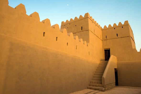 Qasr Al Muwaiji diente lange auch als Regierungssitz.