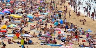 Tourismus-Tsunami erfasst ganz Deutschland