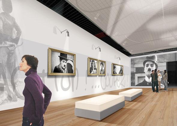 """Neuer Stern am Schweizer Museumshimmel: die """"Chaplin's World By Grévin"""" in Corsier-sur-Vevey. (Foto Schweiz Tourismus)"""