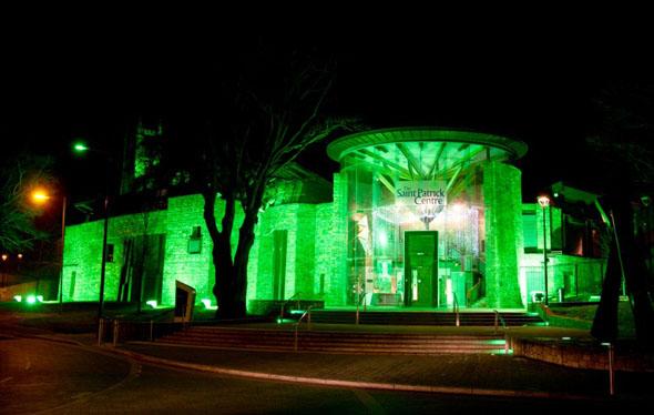 Ganz dem Nationalheiligen verschrieben: Das Saint Patrick Centre in Armagh. (Fotos Tourism Ireland)