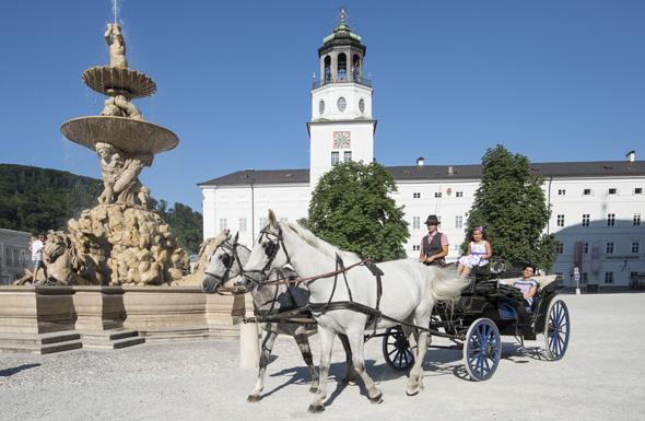 Auch unabhängig von der Faszination Mozart gibt es in Salzburg einiges zu entdecken.