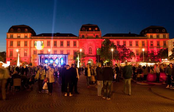 Darmstadt lockt mit einer lebendigen Innenstadt und einem vielfältigen Kulturprogramm. (Foto: Rüdiger Dunker)