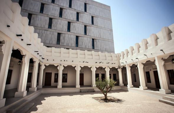 Überaus modern und doch äußerst geschichtsträchtig: der Msheireb Museumskomplex in Katar.