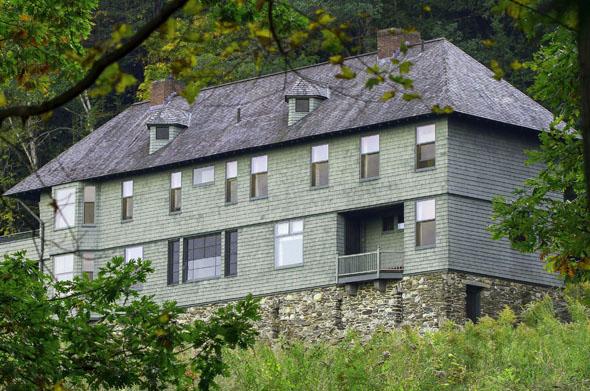 Naulakha, die Residenz von Kipling ist heute ein Historic Inn. (Foto Landmark Trust USA)