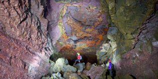 Vidgelmir – unterwegs durch Islands größte Höhle