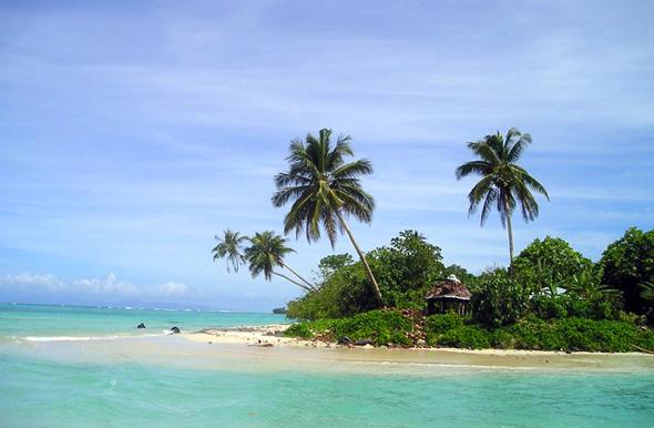 Bekannt ist das Inselreich im Südpazifik für seine traumhaften Strände.