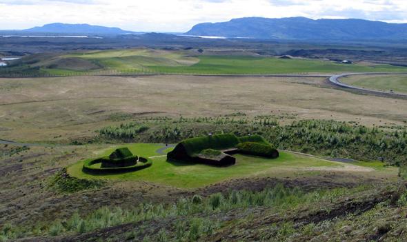 Sagenumwoben: das isländische Þjóðveldisbærinn. (Foto Promote Iceland)