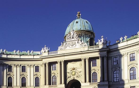 In der Hofburg war Franz Joseph lange Zeit zuhause. (Foto WienTourismus)