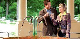 Bad Bocklet–Trink- und Badekuren gegen Stress