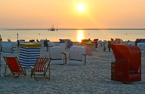 Die Badeorte an der niedersächsischen Küste bieten Entspannung und Erholung für die ganze Familie. (Foto: Dirk Engelhardt)