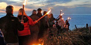 Schaurig-schöne Ostsee beimMoorgeisterfest