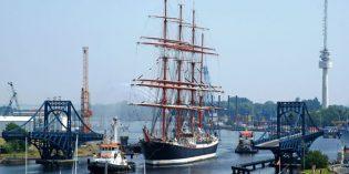 Leinen los und Schiff ahoi: VonWilhelmshaven aus auf Großseglern mitsegeln