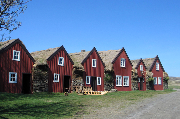 Auch im Bustarfell Museum in Vopnafjordur werden die Sagas in den Mittelpunklt gerückt. (Foto Promote Iceland)