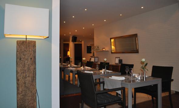 Das Restaurant SANDkulinarium setzt vornehmlich auf regionale Produkte.