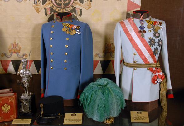 Nicht nur Uniformen präsentiert das Heeresgeschichtliche Museum. (FotoHeeresgeschichtliches Museum)
