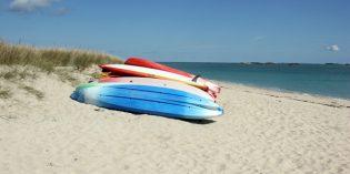 Herm-Burn am Muschelstrand – Entschleunigung auf Guernseys kleiner Schwesterinsel