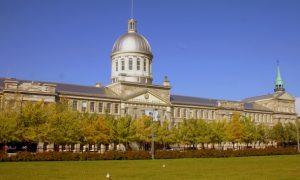 Pedalbetriebene Zeitreise: Montréal mit dem Rad