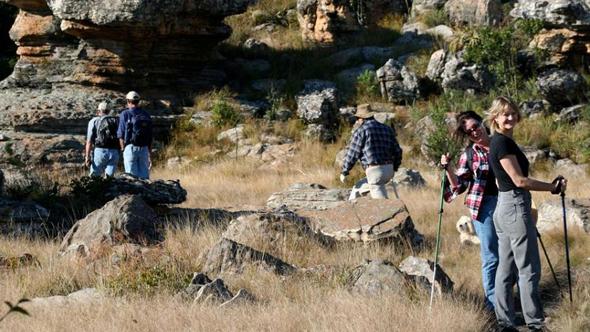 Der Num-Num-Trail in Mpumalanga durch Wälder, Grasland, vorbei an spektakulären Schluchten. (Foto South Adrican Tourism)
