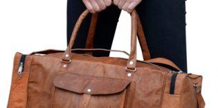 Reiseaccessoire für alle Fälle: Harvey – die vielseitige Reisetasche mit Pfiff