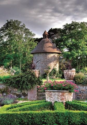 """Der """"Colombier"""", ein Taubenturm aus dem 16. Jahrhundert, wurde restauriert. (Foto Visit Jersey)"""
