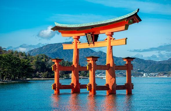 Zahlreiche Tempel und Klöster in Japan vermitteln einen Einblick in die Zen-Meditation.