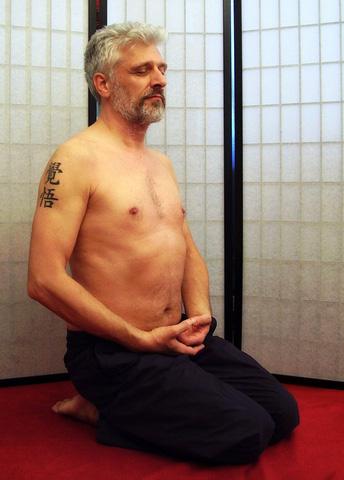 Während der Schnuppertage lernen Interessierte die wichtigen Rituale kennen.