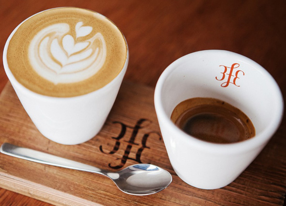 Die Kunst des Kaffeekochens wird in Dublin auf weltmeisterliches Niveau gehoben.