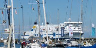 Neues von den sieben Weltmeeren: Warnemünder Woche und Tall Ship Race in Antwerpen