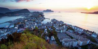 Ålesund – eine Stadt wie keine andere