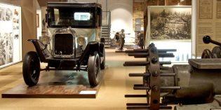 Museen in Rüsselsheim und Wiesbaden zeigen den Wandel der Zeit